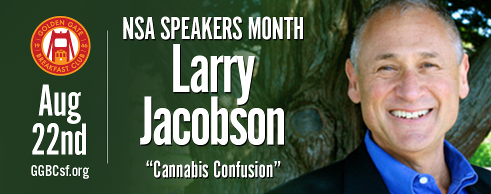 """Now with the """"legalization"""" of marijuana in California, and pot getting more publicity, you might be more confused than ever. You've heard words like Marijuana, Cannabis, Pot, THC, CBD, Hemp, Industrial Hemp, and more. Can someone please stop the reefer madness! And clear this up for us? Yes, we know just the person! Larry Jacobson, adventurer, circumnavigator, business and life planning coach, author, speaker, and evidently a stoner, says he can de-mystify this all for us. Bring it on Larry!"""
