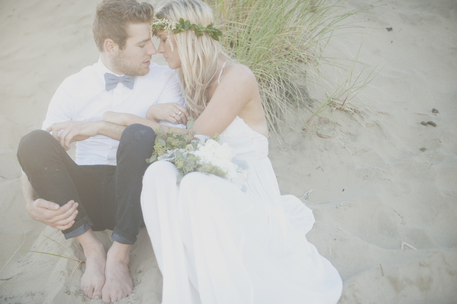 Oregon Coast Styled shoot at Cape Kiwanda