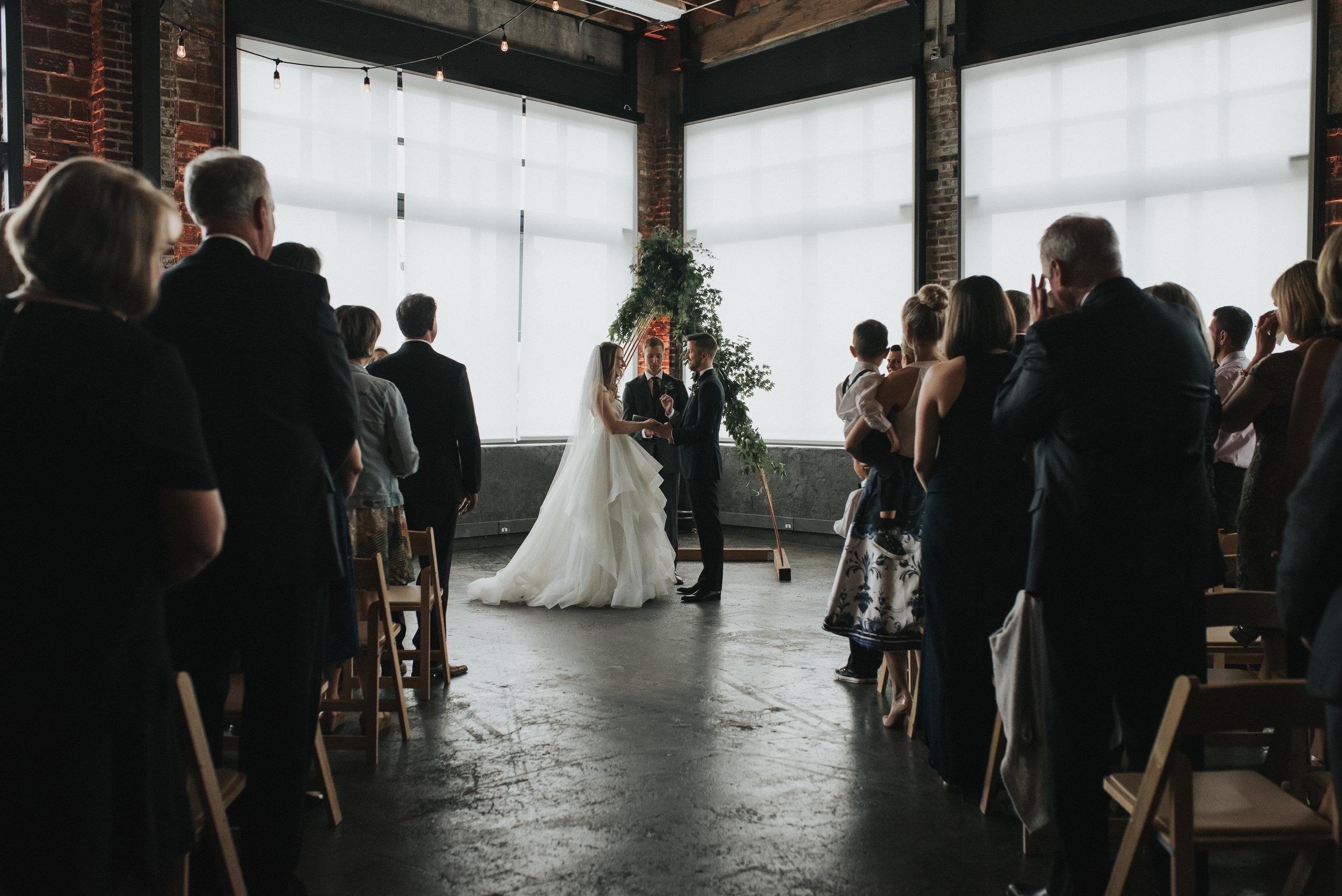 Leftbank Annex (Jessica + David Wedding)