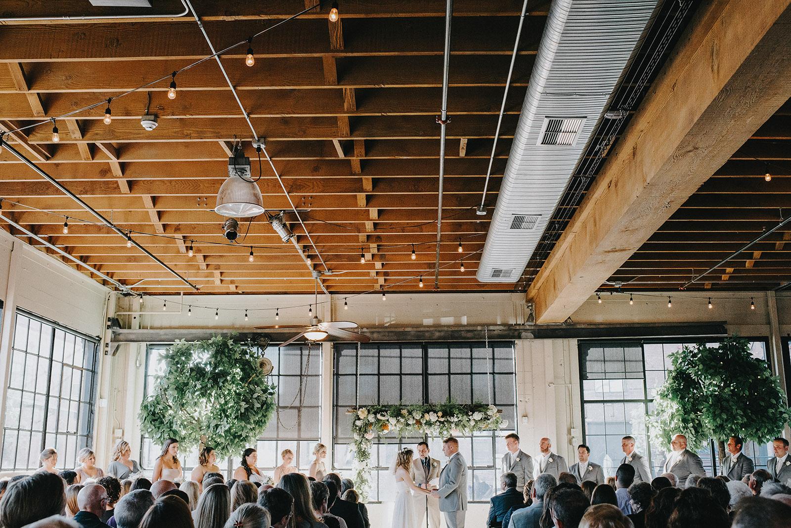 Castaway Portland (Maggie and Joe Wedding)