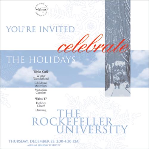 RU holiday invitation