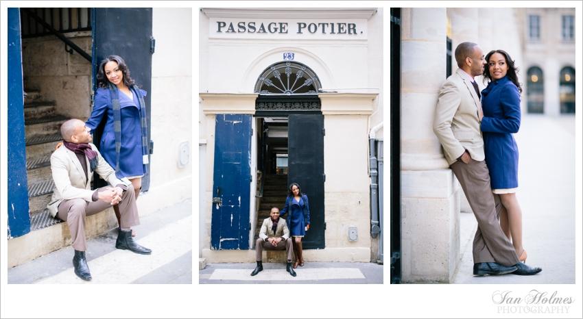 old passage paris