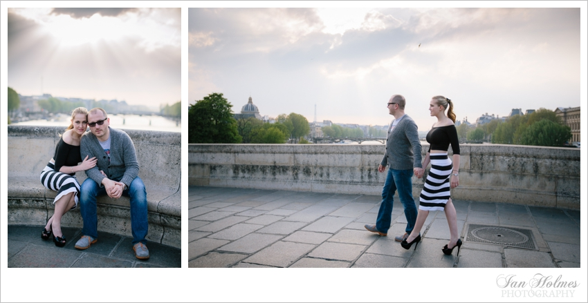 lovers on pont neuf
