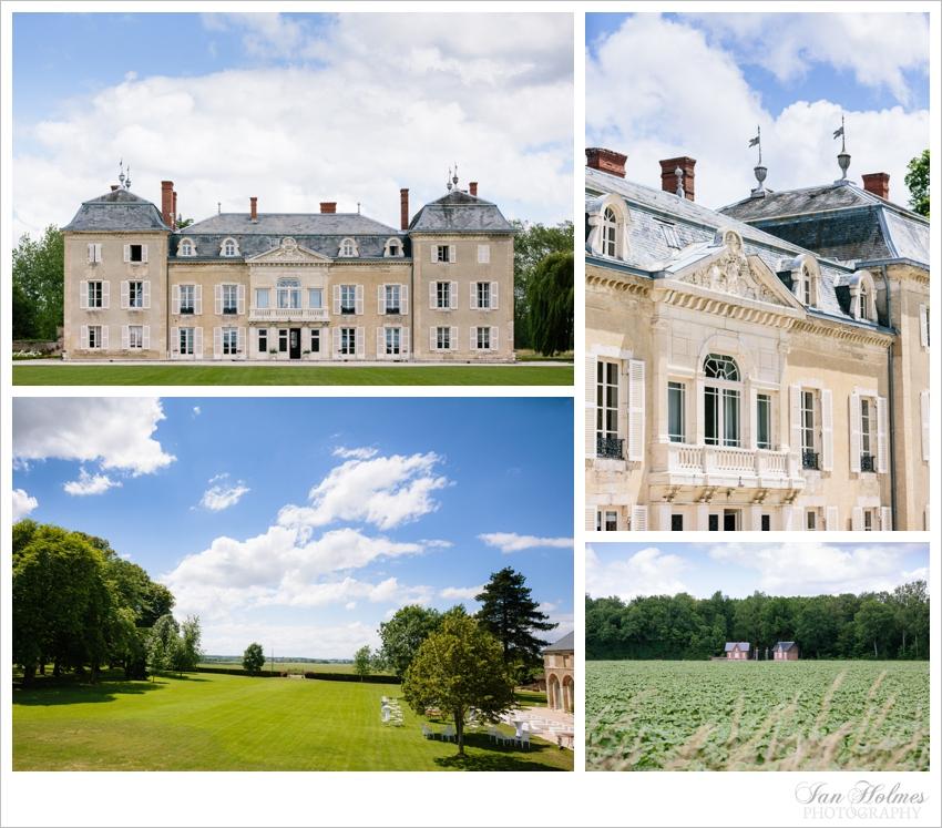 chateau varennes, burgundy france