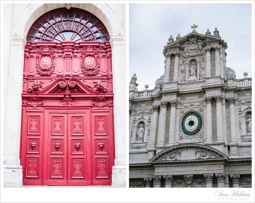 Saint Paul Church Paris