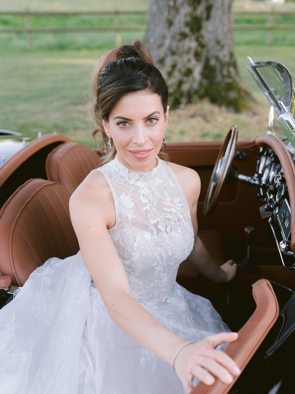 A Touch of British   WEDDING STORY