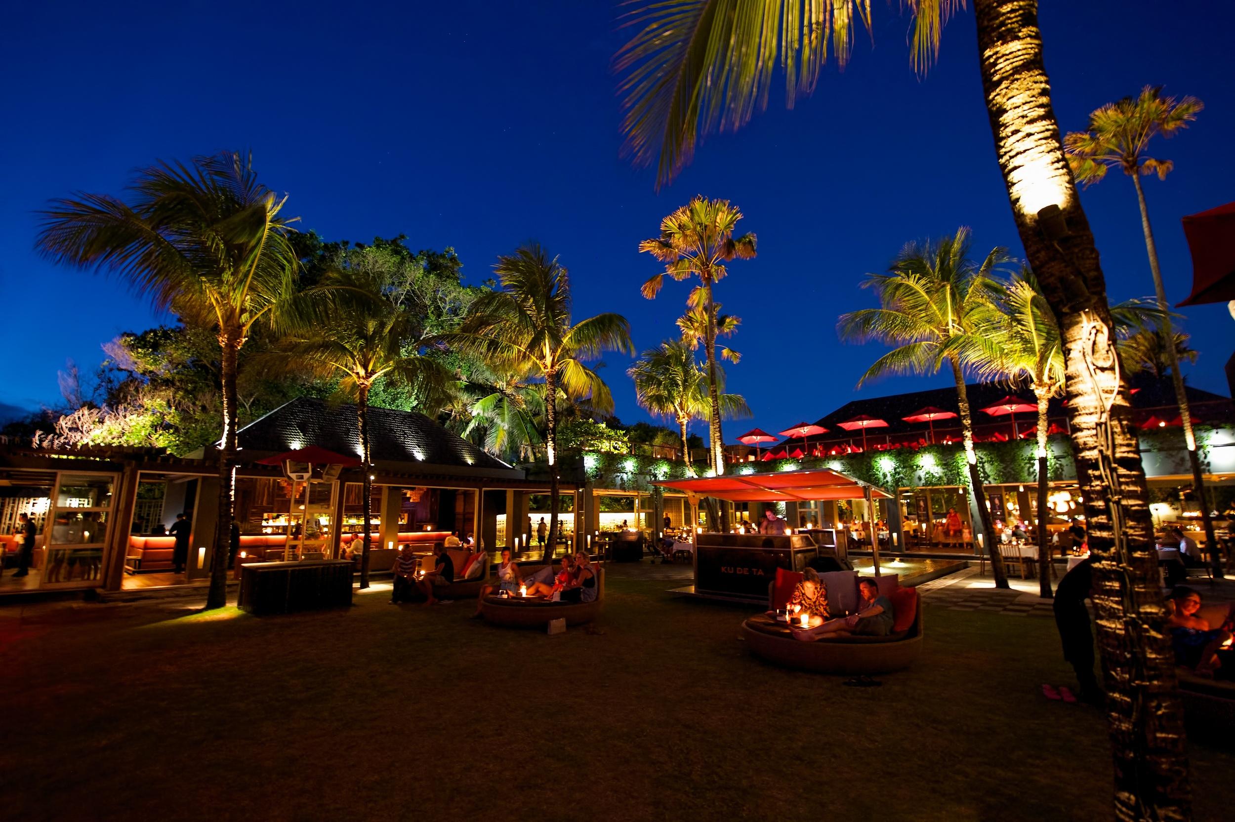 KuDeTa After Sunset, Seminyak, Bali