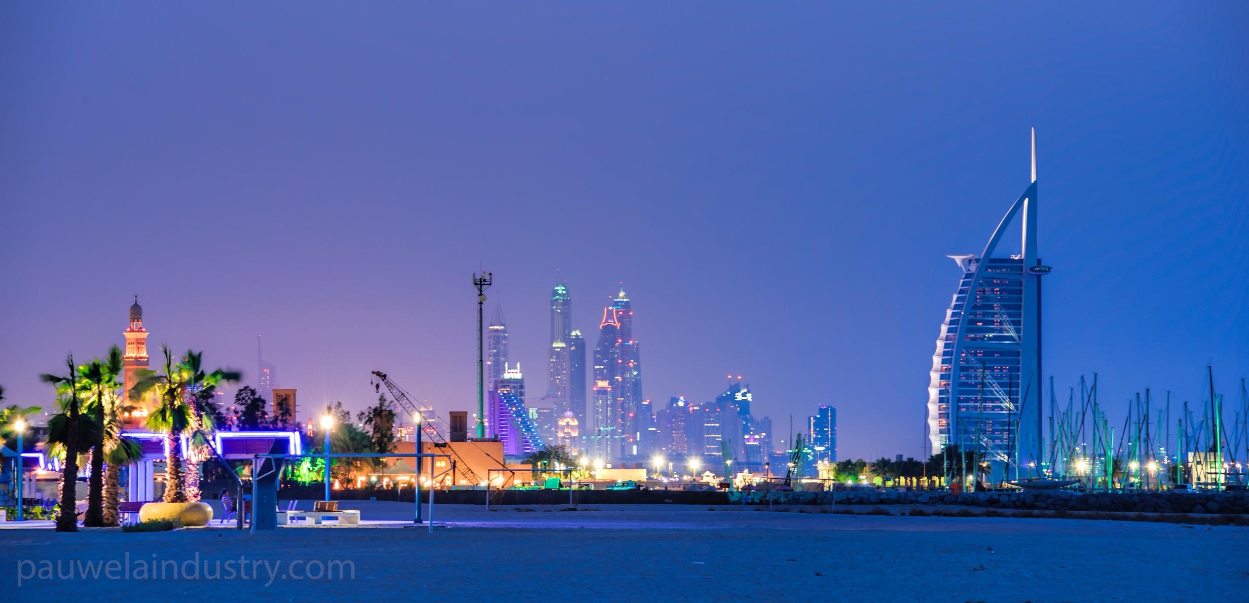 Nessnass Beach, Dubai