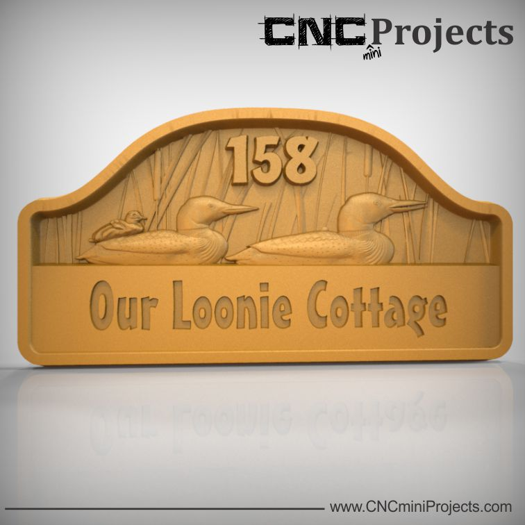 Cottage Sign No.1 - Loonie - Example.jpg