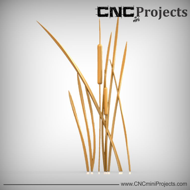 Cottage Sign No.1 - Loonie - Cat Tails No.2.jpg
