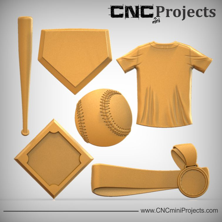 http://cncminiprojects.com pick-up-league-baseball