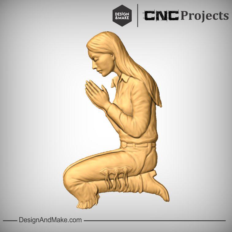 Praying Cowgirl No.1.jpg