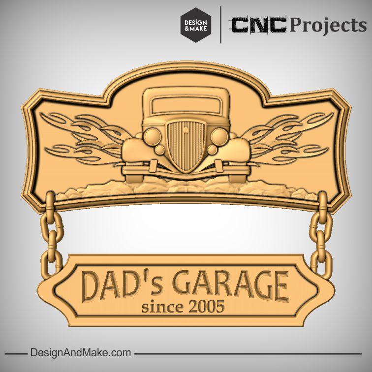 """""""Dad's Garage"""""""