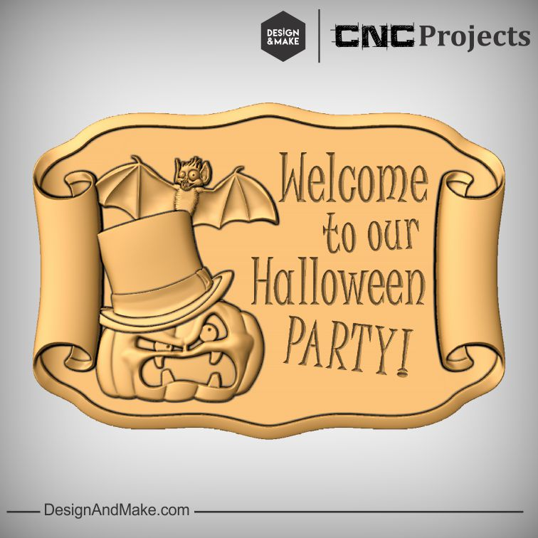"""""""Welcome to our Halloween Party"""""""