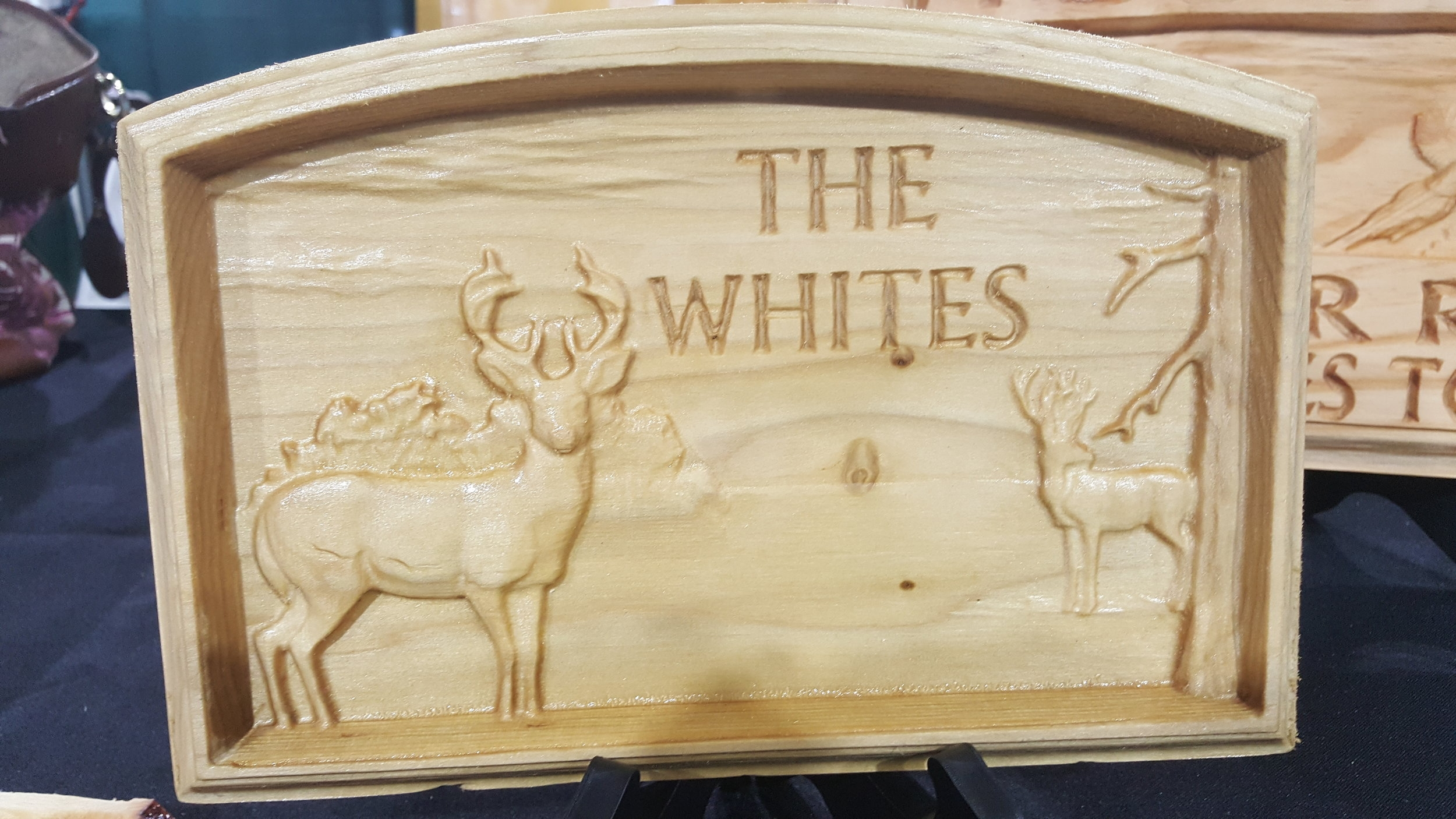 All three of Harry's projects used models form the  Wildlife Scenes Collection .