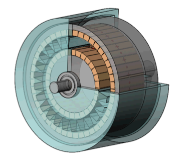 Magnetic Gearbox — AMT, Inc