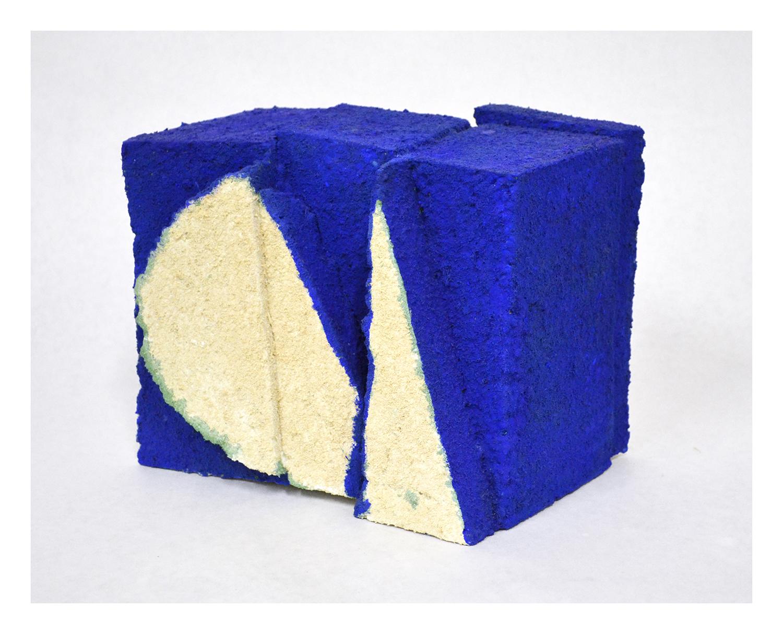 Blue White