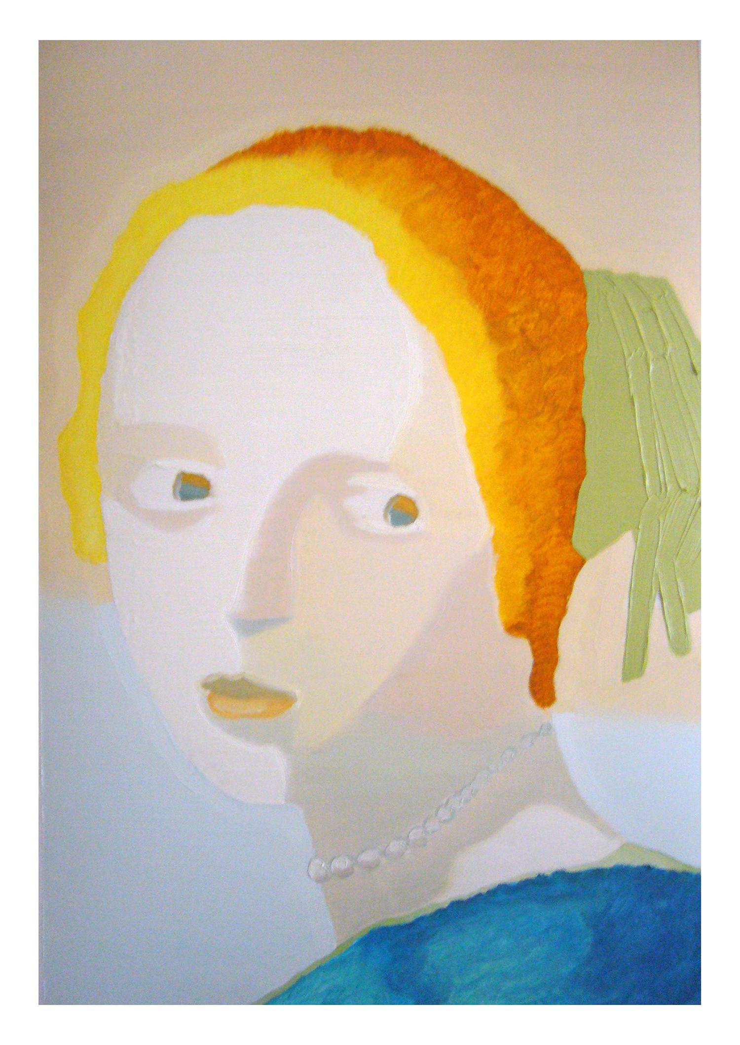 Portrait (Golden)