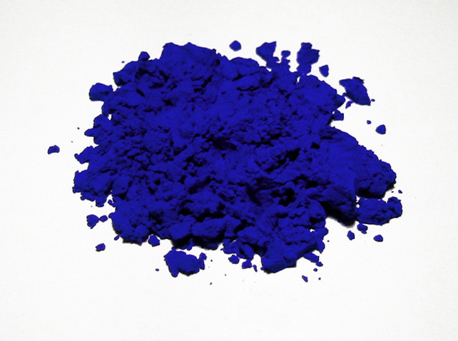 International Klein Blue from Need Supply blog