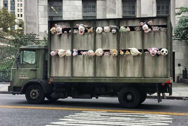 Banksy from Highsnobiety