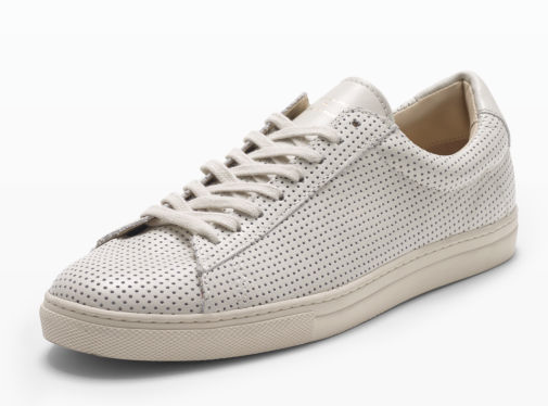 Zespa perforated sneaker