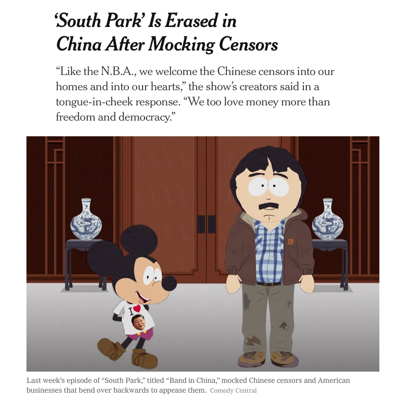 https://www.nytimes.com/2019/10/08/arts/television/south-park-china.html?action=click&module=News&pgtype=Homepage