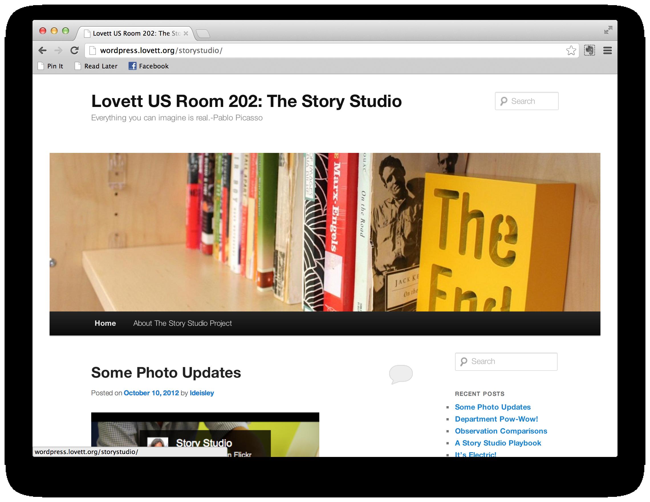 Lovett Blog