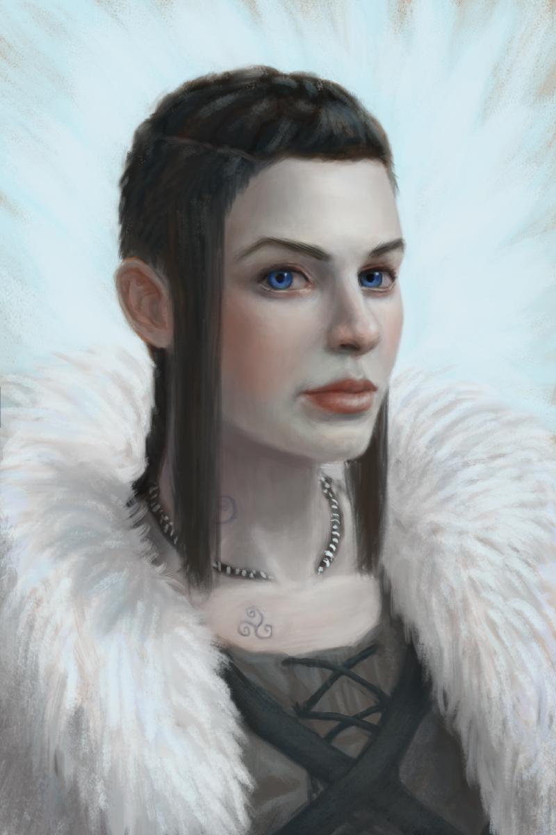 Nick Lasovich- Celtic Warrior Woman4.jpg