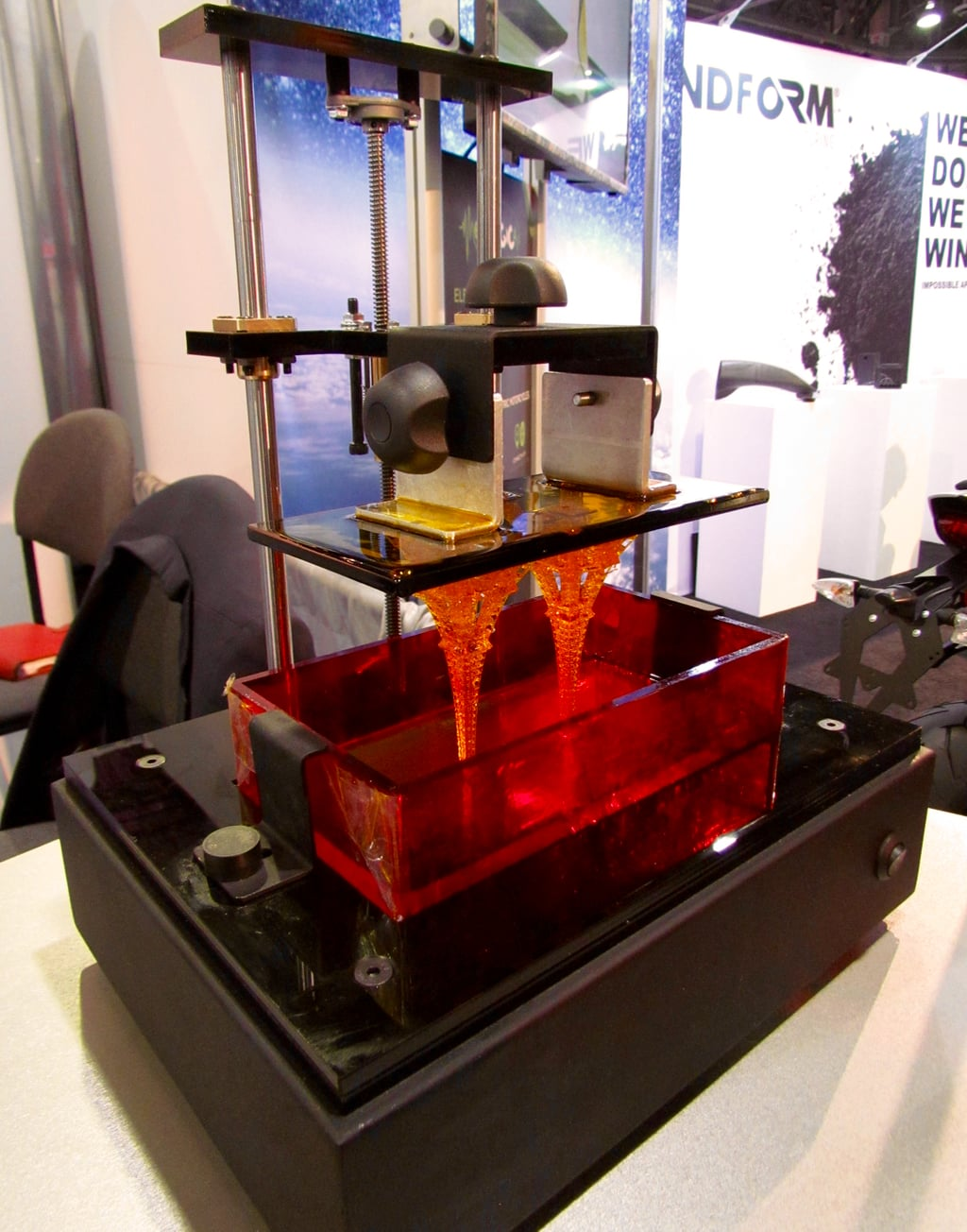 Photocentric's Entirely Different Approach To Resin 3D Printing