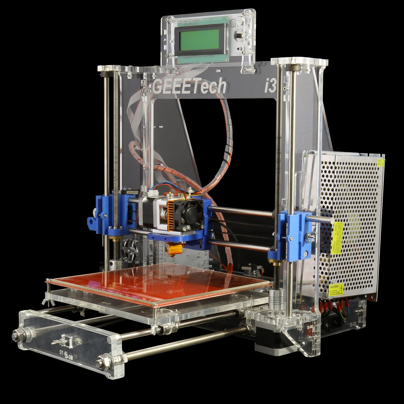 Waiting For Transparent Aluminum 3D Printers