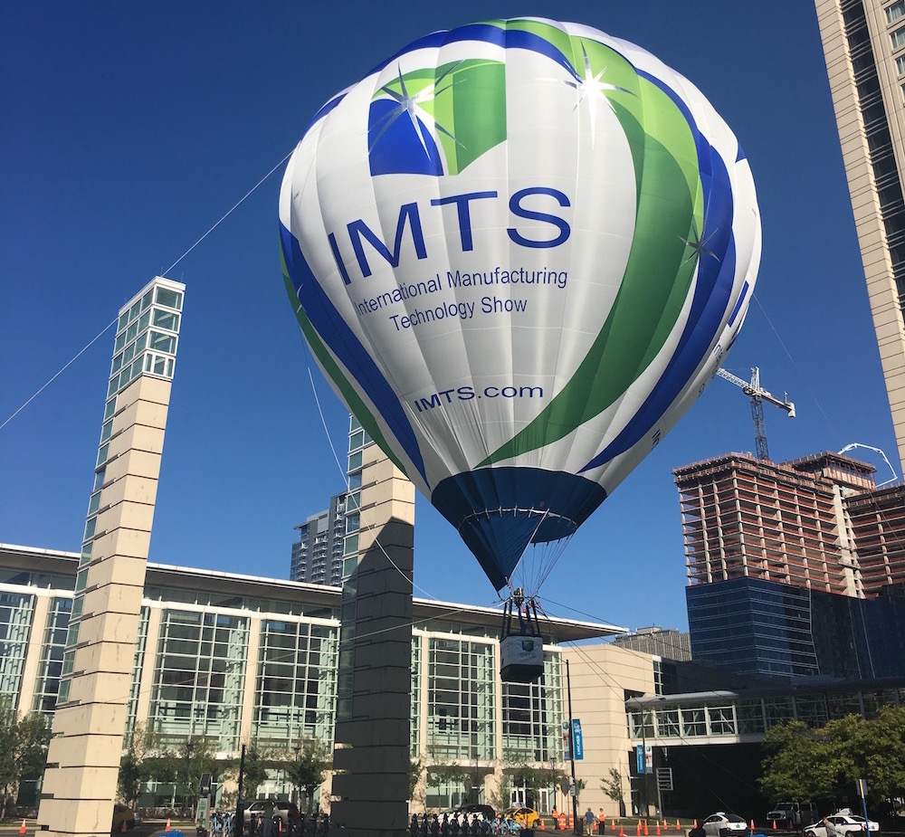 IMTS, the world's largest manufacturing trade show