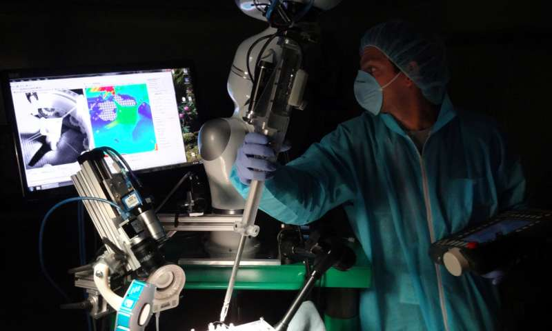 The STAR 3D medical instrument tracking system