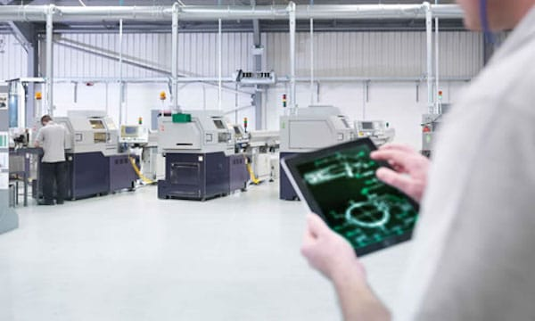 SAP's new Distributed Manufacturing System