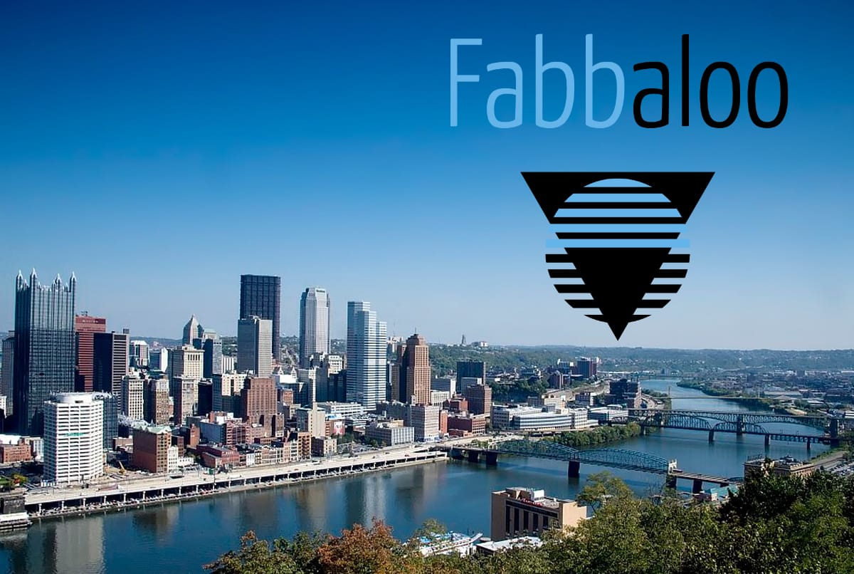 Fabbaloo is in Pittsburgh this week
