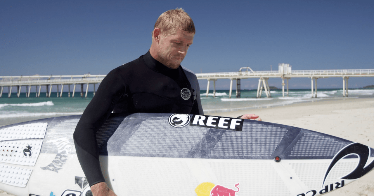 Could a 3D printed surf board be the beginning of something big?