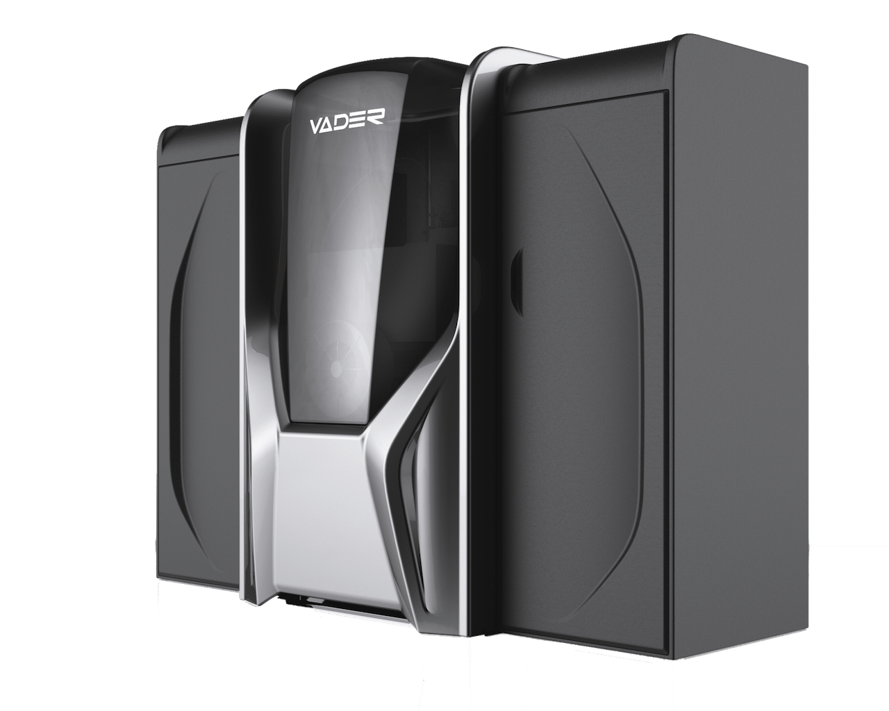 The Vader Systems MK1 Experimental 3D metal printer