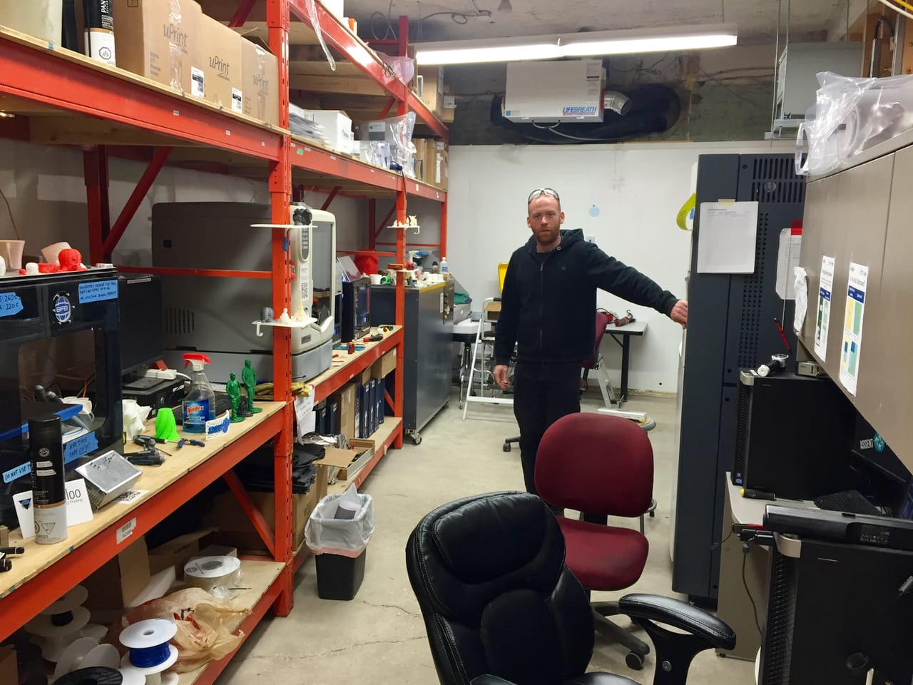 3D printers are a common sight in makerspaces