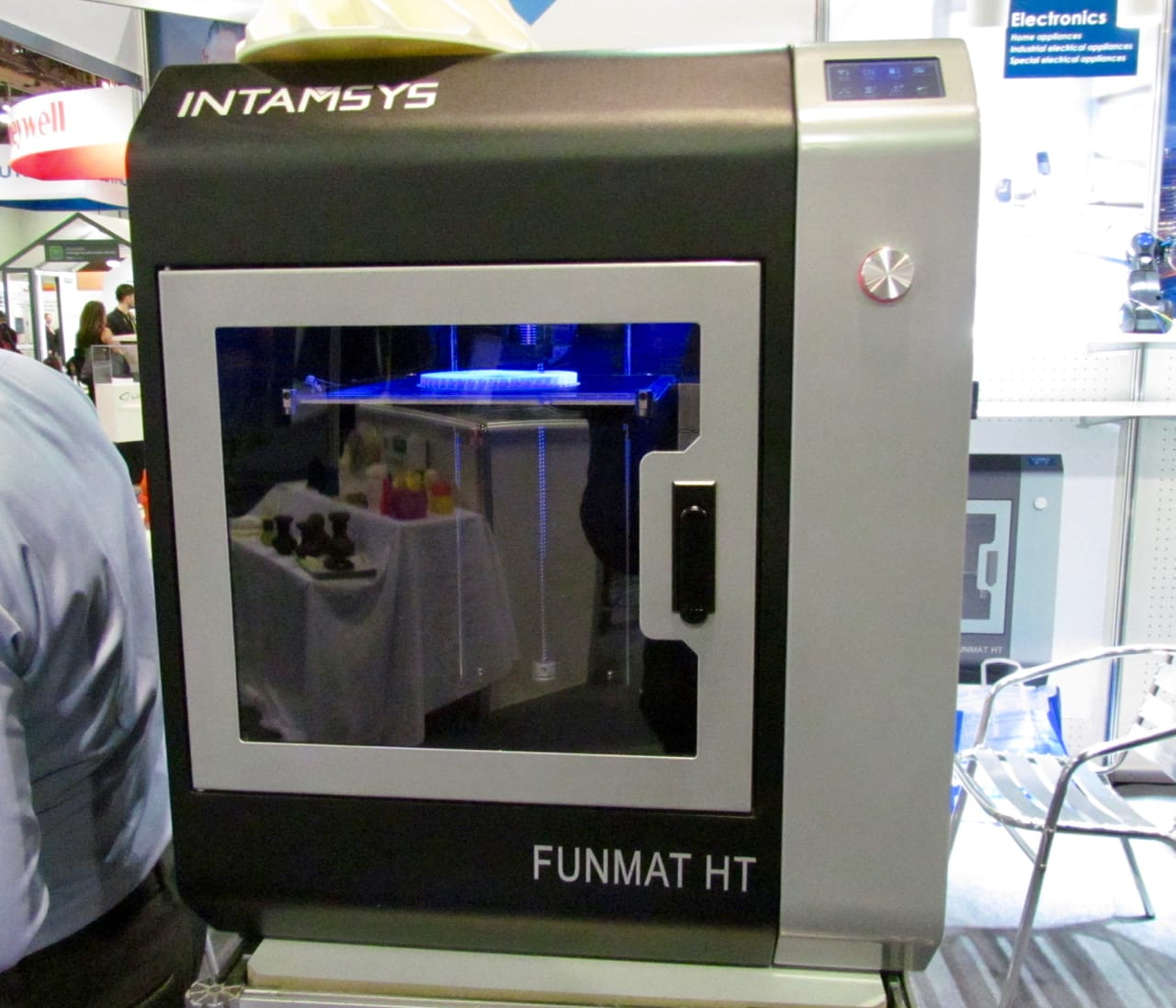 The INTAMSYS FUNMAT HT Professional 3D Printer
