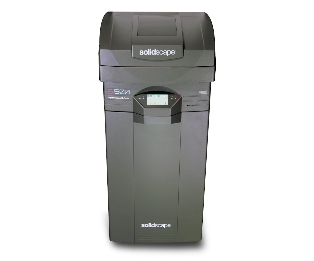 The Solidscape S500 wax 3D printer for industrial metal casting