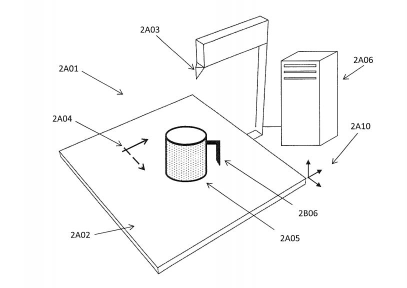 The strange patent from Apple to 3D print on top of existing objects