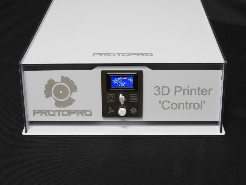 An apparently more effective air filtration system for 3D printers