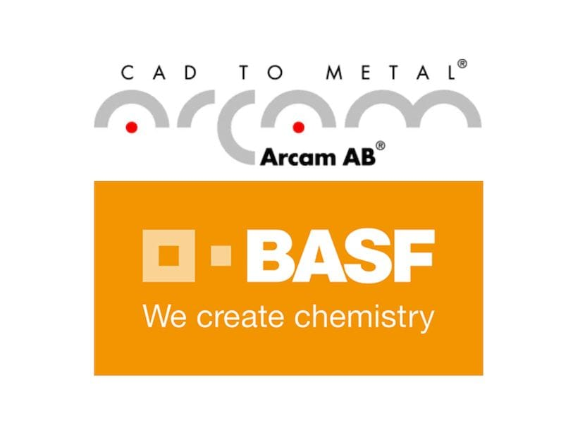 Changes at Arcam and BASF