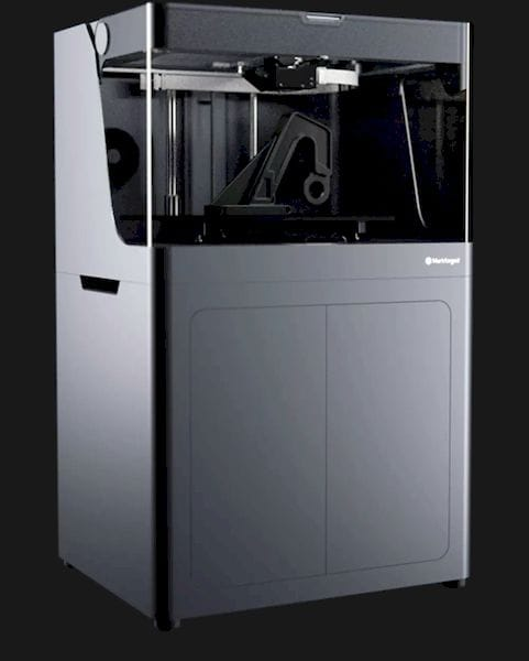 The X7 3D printer. (Image courtesy of Markforged.)