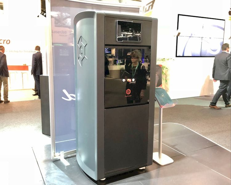 The new hybrid 3D metal printer from OR Laser