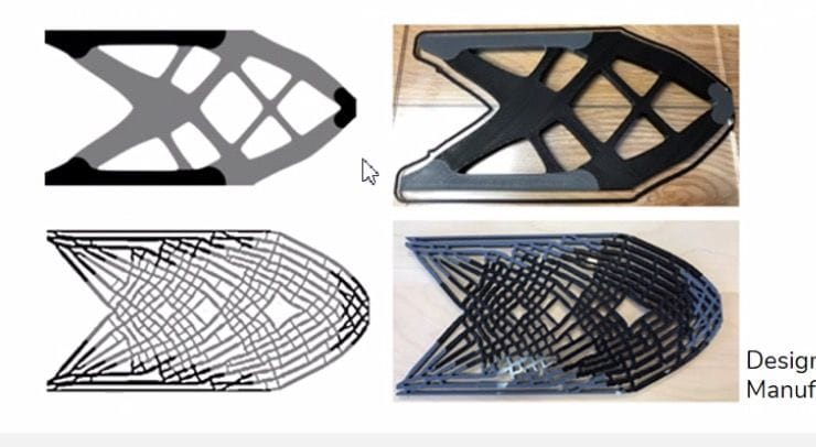 Multi-material 3D model generation (and printing) by ParaMatters' CogniCAD