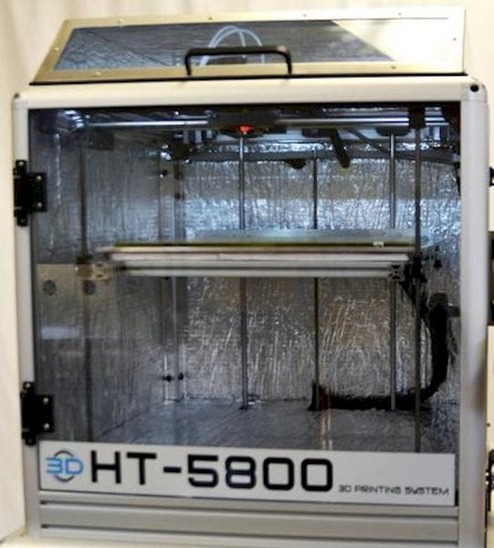 The HT 5800 industrial 3D printer