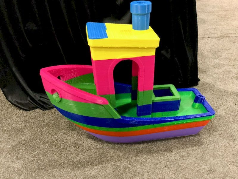 Consumers do not need giant, multicolored #3DBenchys