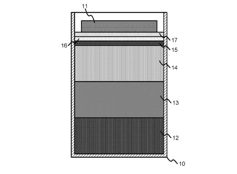 Part of a new patent on 3D printed concrete