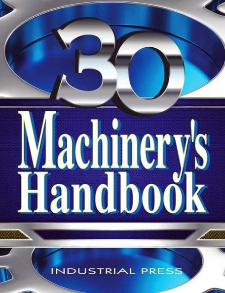 Machinery's Handbook, Toolbox Edition [Source: Amazon]
