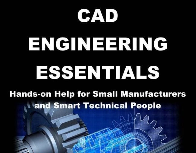 CAD Engineering Essentials [Source: Amazon]